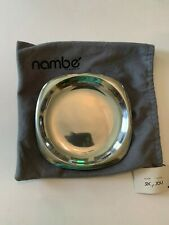 Nambe W162 Square 8 inch Salad Plate D