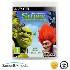 Shrek Forever After (PS3) **GREAT CONDITION**