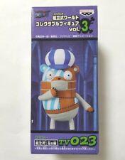 One Piece World Collectable Figure WCF Kumashi TV023 Vol.3 Thriller Bark F/S