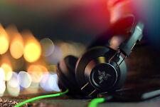 RAZER ADARO STEREO Gaming & Music Headphone RZ12-01100100-R3M1 *OZ-STOCK*