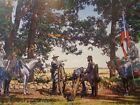 John Paul Strain Battle of Gettysburg  Print Signed&Numbered Certificate Dealer