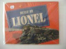 Lionel 1939 Consumer Catalog (Mint)