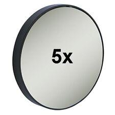 Specchio Ingranditore con Ventosa 5 Casella Ingrandimento per Cosmetici