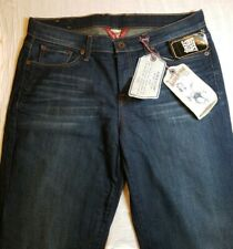 Lucky BRAND Sweet N Low Mid Rise Easy Fit Flare Jeans Sz 18 / 34
