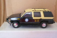 1/24 SCALE BROOKFIELD GUILD 1995 CHEVY TAHOE FLORIDA HWY PATROL SUV