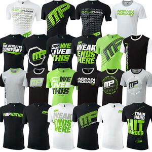 Muscle Pharm Sportswear t-shirts musclepharm tee ufc tank FREE POST - SALE!!!!