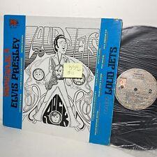 Los Loud Jets Homenaje Elvis Presley Discos Rex 710 Mexican Press VG/VG(+)
