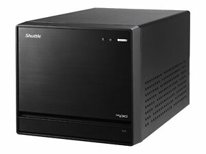 Shuttle XPC cube Barebone mini PC LGA1151 Socket Intel Z270 no CPU RAM 0 SZ270R8