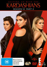 KEEPING UP WITH THE KARDASHIANS : SEASON 12 part 2   DVD - Region 2 Compatible