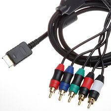 Câble Composante YUV Y/Pr/Pb Haute Définition pour la Console Sony PlayStation P