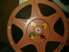 16mm film THE ASTEROID AND THE DINOSAURS  MOVIE