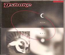 D-SHAKE - nite & day CDM!! 4TR euro house 1992 RARE!!