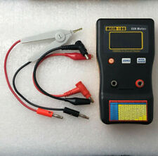 Mesr 100 V2 Esrlow Ohm In Circuit Test Capacitor Meter With Smd Clip Probe New