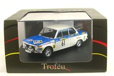 Bmw 2002 6° Tour de France Auto 1971 Tony Fall Trofeu