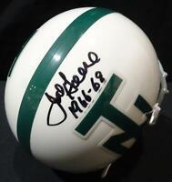 Joe Greene North Texas Auto Football Mini Helmet PSA/DNA 2A41511