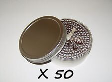 50 X 2-Hr Survival Buddy Burner Mini Stove Emergency Heat & Fire For Bug Out Bag