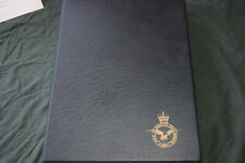 More details for 48 x raf / military / war flown covers in fdc album. 35 x signed flight covers