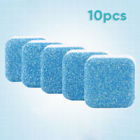 10PCS Cleaning Block TABLETS Affresh Washer Washing Machine Cleaner Dirt Residue