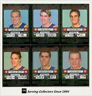 2001 Teamcoach Trading Cards Silver Regular Team set Brisbane (6 )