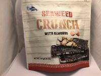 Seaweed Crunch with Almonds Snack Food 30 g ( 6.35OZ)