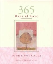365 Days of Love, Kingma, Daphne Rose, Very Good
