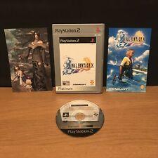 Final Fantasy X (Sony PlayStation 2 PS2) FFX FF10 Final Fantasy 10 (Platinum)