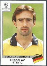 PANINI UEFA CHAMPIONS LEAGUE 1999-00- #063-BORUSSIA DORTMUND-MIROSLAV STEVIC