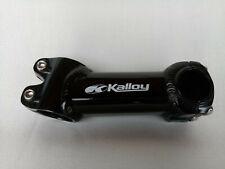 KALLOY BLACK BIKE STEM 110mm VGC