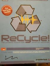 Propellerhead ReCycle 2.1 sampled grooves