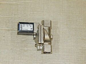 Bürkert Magnetventil 0281 A 20,0 NBR MN Solenoid Valve G3/4 PNO.2-16  24V  8W
