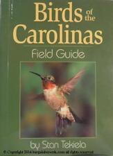 2001 BIRDS OF THE CAROLINAS FIELD GUIDE BOOK BY STAN TEKIELA CG151