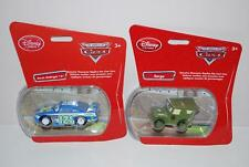 NEW DISNEY STORE Cars Sarge, Clutch Aid, 1:43 Scale, Big Size