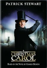 A CHRISTMAS CAROL New Sealed DVD 1999 Patrick Stewart