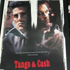 TANGO & CASH  S.Stallone K.Russell - NEW DVD Box FREE Post  mmoetwil@hotmail.com