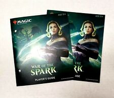 MTG, 2X War of the Spark, Players Guide