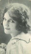 Card of Silent Film Actress Viola Dana
