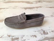 P35 - Chaussures sandales fille Neuves Reqins -  Modèle Willie Gris (65.00 €)