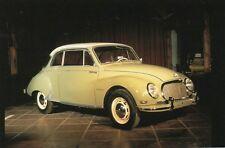 1957 DKW Classic Car Greeting Card 5x7 Xenos OldTimer Gray Envelope NEW
