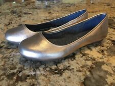 New Dr Scholl's Cool Fit Memory Foam Friendly Rosegold Ballet Flats Shoes 6.5 W
