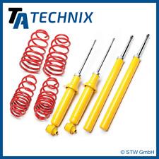 TA Technix Sportfahrwerk 60/40mm BMW 5er E34 Limousine 518i - 525i + tds