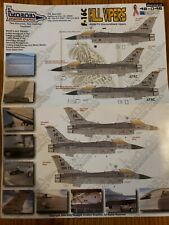 Twobobs Decals 48-046 Hill Vipers 466th FS Diamondback Vipers