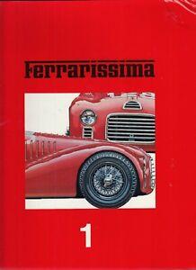 Ferrarissima Nr. 1, alte Serie - Ferrari 166, 125, Green GTO, Formel 1