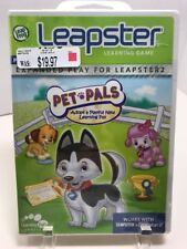 New Sealed Pet Pals (Leapster) Learning Game