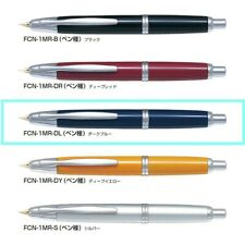 "【PILOT】 "" Capless "" (DARK BLUE , Nib:Medium) fountain pen   NAMIKI JAPAN NEW"
