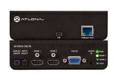 Atlona AT-HDVS-150-TX 2 HDMI & 1 VGA to HD Base T Auto Switcher