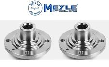 2 Front For VW Corrado Golf Jetta Passat Axle Hub Meyle 357407615MY