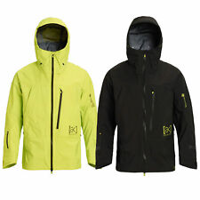 AK Burton Gore-Tex Tusk Jacket Herren-Snowboardjacke Skijacke Winterjacke Jacke