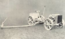 AGRICULTURAL MOTORS. General Tractor (Cyclone Cot, London) 1912 old print