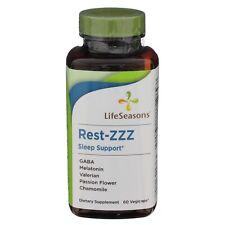 LifeSeasons Rest-zzz 60 veg caps
