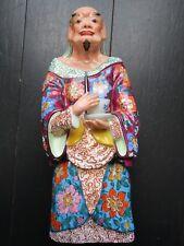 Magnifique pot à tabac en porcelaine de Paris par Jacob petit Magot chinois 19 s